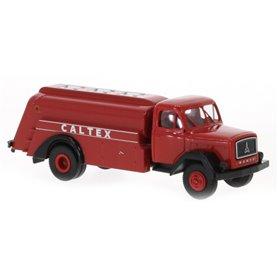 """Brekina 46022 Tankbil Magirus 125 """"Caltex"""""""