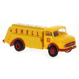 "Brekina 47036 Tankbil Mercedes Benz L 322 ""Shell"""