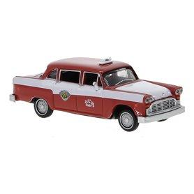 """Brekina 58932 Checker Cab """"Presentation Car"""""""