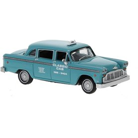 "Brekina 58936 Checker Cab ""Classic Cab, Seattle"""