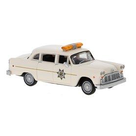 "Brekina 58940 Checker Cab ""Arizona State Trooper Police"""