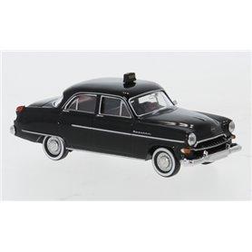 """Brekina 20877 Opel Kapitän 1954 """"Taxi"""""""