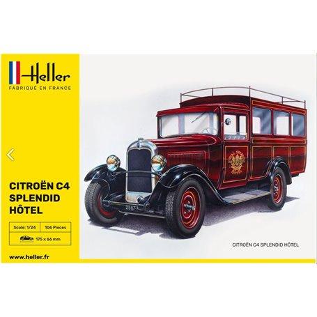 """Heller 80713 Citroën C4 """"Splendid Hotel"""""""