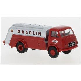"Brekina 43222 Tankbil Borgward B 655 ""Gasolin"" 1959"