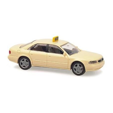 "Rietze 30591 Audi A8 ""Taxi"""