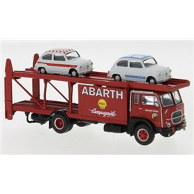 "Brekina 58479 Biltransport Fiat 642 ""Abarth"""