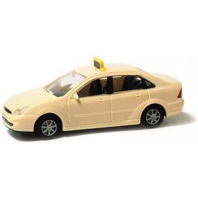 "Rietze 30990 Ford Focus ""Taxi"""