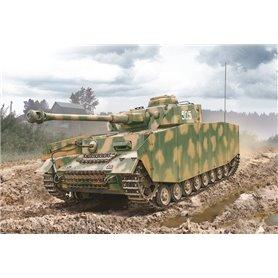 Italeri 6578 Tanks Pz. Kpfw. IV Ausf. H