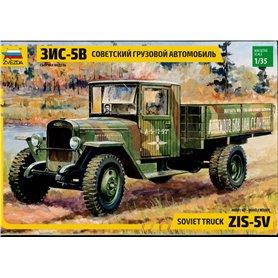 Zvezda 3529 Lastbil Soviet Truck ZIS-5V
