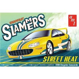 AMT 1227 Street Heat 1998 Chrysler Concorde - Slammers Snap
