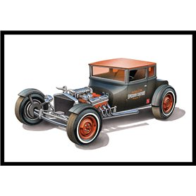 """AMT 1167 1925 Ford T """"Chopped"""""""