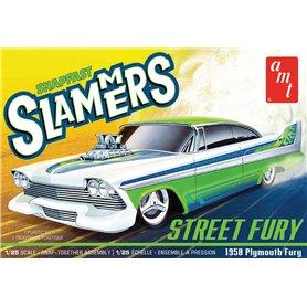 AMT 1226 Street Fury 1958 Plymouth - Slammers Snap