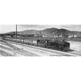 """Brawa B1802 Tågset """"Rheingold"""" 7-delat, DRG"""