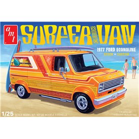 AMT 1229 1977 Ford Surfer Van