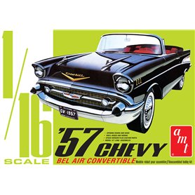 AMT 1159 1957 Chevy Bel Air Convertible