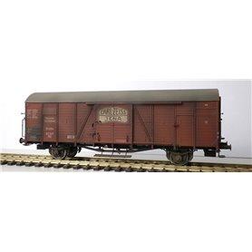 "Brawa 50467 Godsvagn typ GLTR ""CARL ZEISS JENA"" DRG"