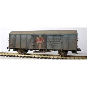"Brawa 50468 Godsvagn typ GLTR 23 ""EICHER"" DB"