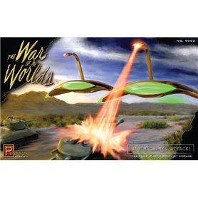"Pegasus Hobbies 9002 War Machines Attack Diorama ""War of the Worlds"""