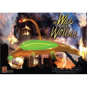 "Pegasus Hobbies 9001 Martian War Machine Model Kit ""War of the Worlds"""