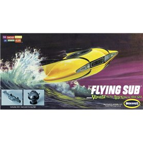 Moebius Models 101 Voyage to the Bottom of the Sea Mini Flying Sub