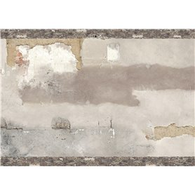 Busch 7437 2 Decor sheets »Weathered wall«