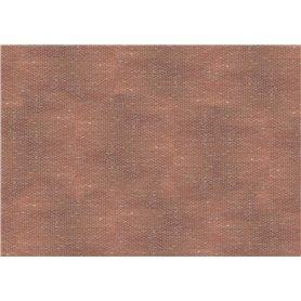 Busch 7439 2 Decor sheets »Brickwall«