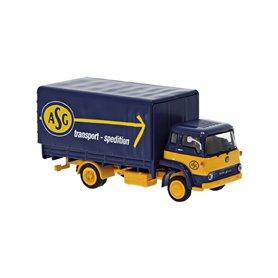 """Brekina 35903 Lastbil Bedford TK PP """"ASG - transport spedition"""""""