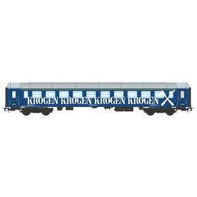 "NMJ 106903 Restaurangvagn Krogen ""Snälltåget"" R7 5633 blå"