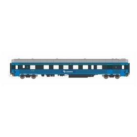HNoll HN.CO161DC Sittvagn BF4 5406 Connex. Blå Gen.2