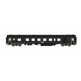 HNoll HN.1642AC Sittvagn BF7 5402 SJ Svart