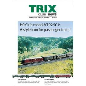 Trix CLUB032021T Trix Club 03/2021, magasin från Trix