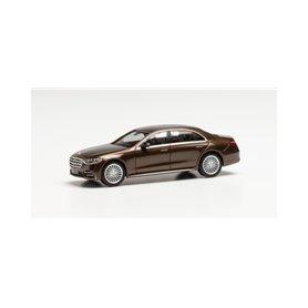 Herpa 945622 Mercedes-Benz S-Klasse, gold marbled