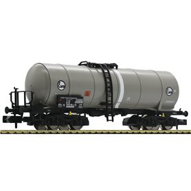 "Fleischmann 881222 Tank wagon ""EVA"" hired out to the DB"