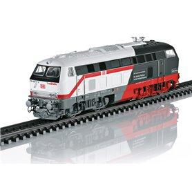 """Märklin 39187 Diesellok klass 218 497-6 DB AG """"FZI Cottbus"""""""