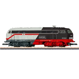 """Märklin 88807 Diesellok klass 218 497-6 DB AG """"FZI Cottbus"""""""