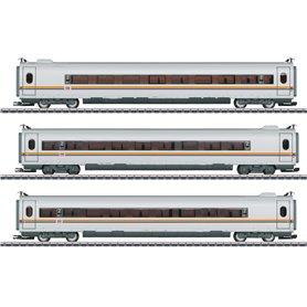 Märklin 43739 Utbyggnadsset 3-delat ICE 3 Railbow DB AG