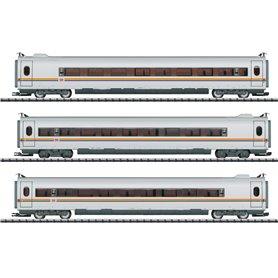 Trix 23391 Utbyggnadsset 3-delat ICE 3 Railbow DB AG