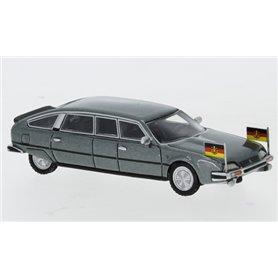 BOS 87760 Citroen CX Nilsson, metallic-grå, 1985, DDR stadslimousine