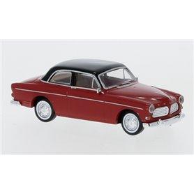 Brekina 29217 Volvo Amazon 2-dörrar, 1956, röd/svart