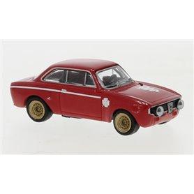 Brekina 29700 Alfa Romeo GTA 1300, röd, 1965