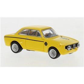 Brekina 29701 Alfa Romeo GTA 1300, gul, 1965