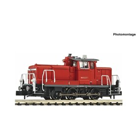 Fleischmann 722482 Diesellok klass 363 DB AG