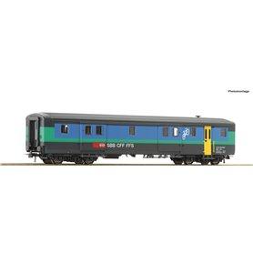 Roco 74568 Baggagevagn EW II SBB CFF FFS