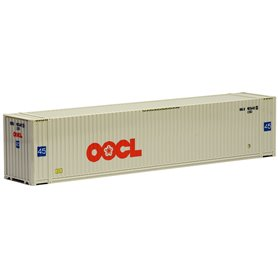 """Herpa Exclusive 491834 Highcube Container 45 fots, """"OOCL"""" (AWM)"""