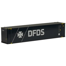 """Herpa Exclusive 491850 Highcube Container 45 fots, """"DFDS"""""""