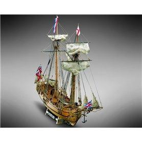 Mamoli MV37 Halifax British Colonial Schooner 1774