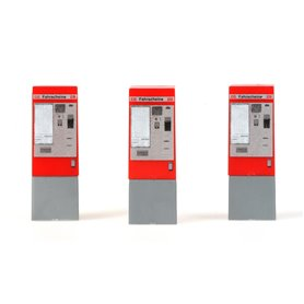 Rietze 70195 Kortautomater, 3 st