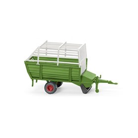 Wiking 38102 Hay loader - may green/white