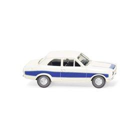Wiking 20306 Ford Escort - white