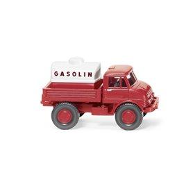 """Wiking 37109 Unimog U 406 """"Gasolin"""""""